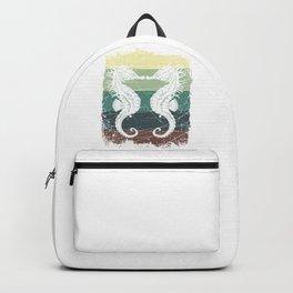 Seahorse Animal Backpack