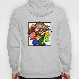 Super Smash 64 Roster Hoody