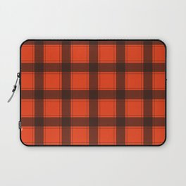Classic Red Plaid Laptop Sleeve