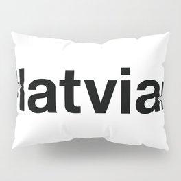 LATVIA Pillow Sham
