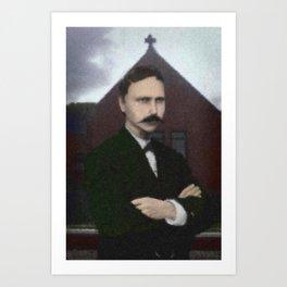 Eamonn Ceannt Art Print