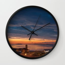 Revere Sunrise Wall Clock