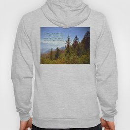 God is our refuge Hoody