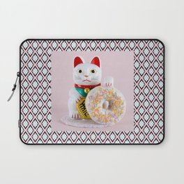 Maneki Donut Laptop Sleeve