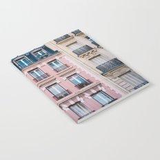Parisian Buildings Notebook
