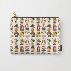 The Masquerade Carry-All Pouch
