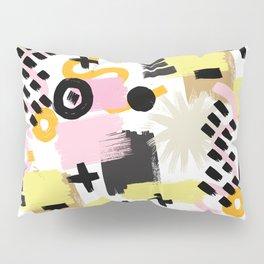 Perception Abstract 001 Pillow Sham