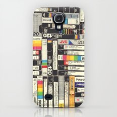 VHS Galaxy S4 Slim Case