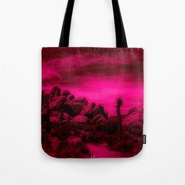 Joshua Tree #36 Tote Bag