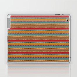 Tribal ethnic seamless pattern design Laptop & iPad Skin