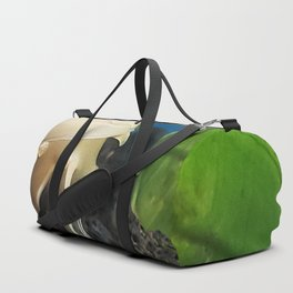 At A Snails Pace Duffle Bag