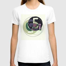 SRC Preparations Race Numbers: Five T-shirt