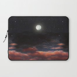 Dawn's moon Laptop Sleeve