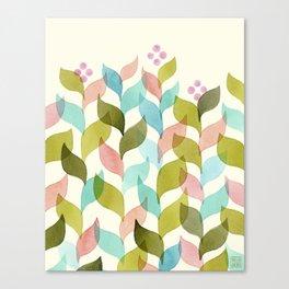 Climbing Vines Canvas Print