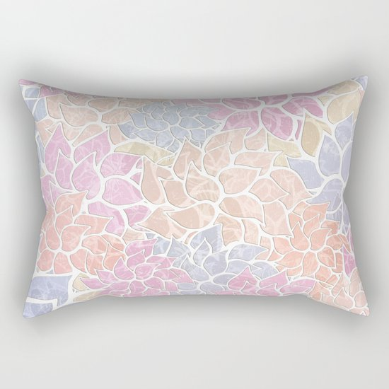 Summer Pattern #9 Rectangular Pillow