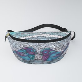Waiting For Godot Fanny Pack