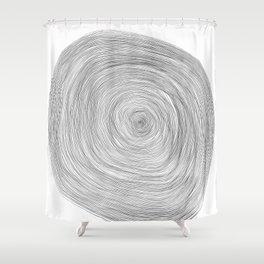 Kill the boredom Shower Curtain