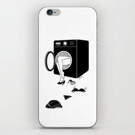 Washing Bad Memories iPhone Skin