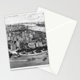 Vintage New York 1903 Stationery Cards