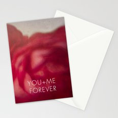 You + Me Forever Stationery Cards