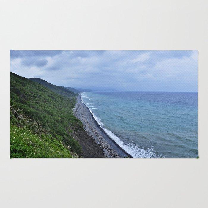 Verdant Coast Rug