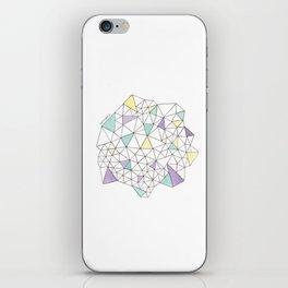Triangles N2 iPhone Skin