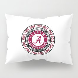 Alabama University Roll Tide Crimson Tide Pillow Sham