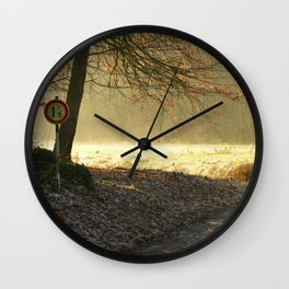 1.5 Tons Wall Clock