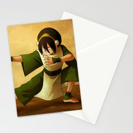 Toph Beifong Artwork Stationery Cards
