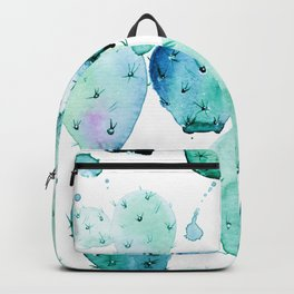 Cactus commotion II Backpack