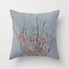 Burst Throw Pillow