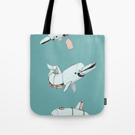 Dolrine Tote Bag