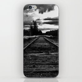 Historic Infrastructure in Disuse and Disrepair iPhone Skin
