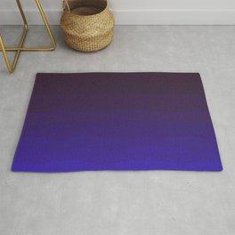 Deep Jewel Tone Royal Purple and Plum Rug