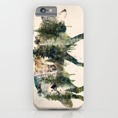 Wolf is the Pride of Nature iPhone 6s Slim Case