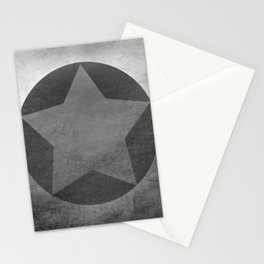 Star Composition IX Stationery Cards