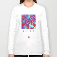 revolution Long Sleeve T-shirts featuring revolution by David Mark Lane