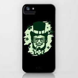 Irish Man iPhone Case