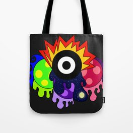 Space Drops Tote Bag