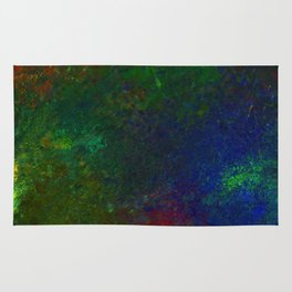 Protoplasmic Crud, Abstract Painting by Tito Rug