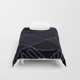 Violet Whackadoodle Comforters