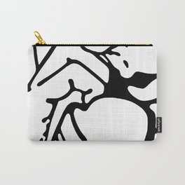 Pop Art Telephone call Carry-All Pouch