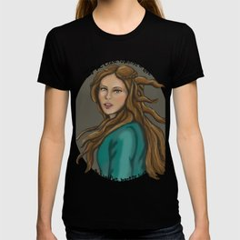 If we cease to believe in Love TVD fanart T-shirt