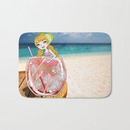 Sea Breeze Cocktail Bath Mat