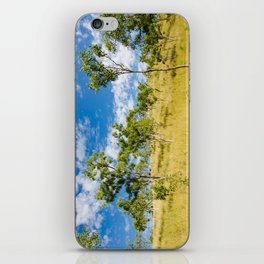 Savannah landscape iPhone Skin