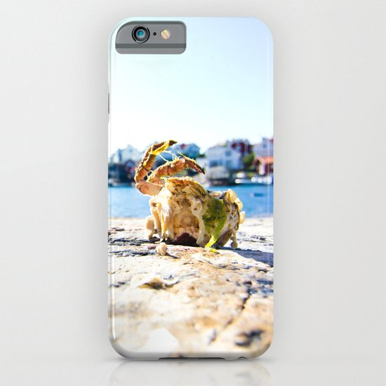 Dead Crab iPhone & iPod Case