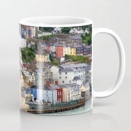 Colorful Cobh Ireland Coffee Mug