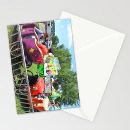 Jalopy Junction Stationery Cards