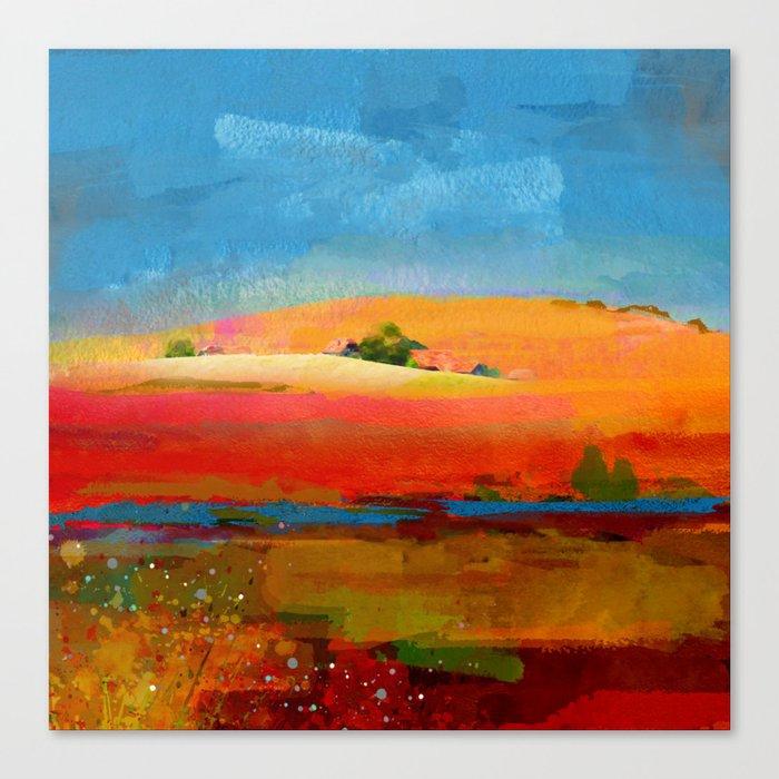 Landscape 2020 Canvas Print