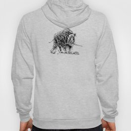 Sword Boar Hoody